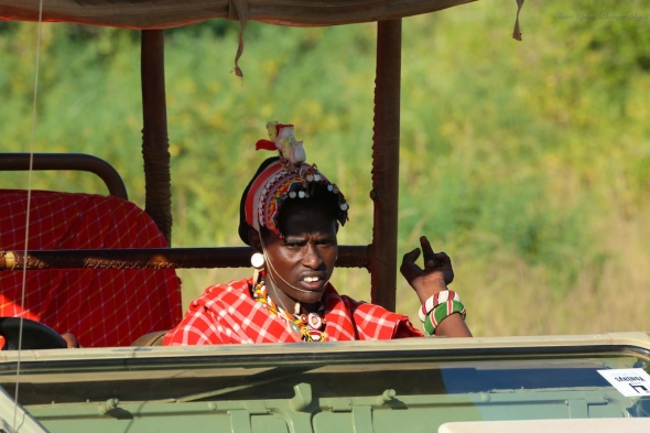 Samburu driver
