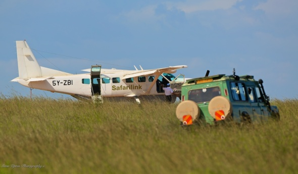 Kenya departure